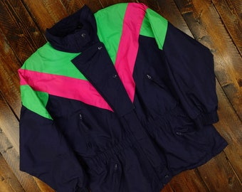 Snowboard jacket women small Vintage ski jacket ski suit mens ski jacket 90s winter jacket Snow Jacket ski jacket women size M-L