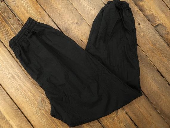 Champion Windbreaker Jogger Pants Size XL D9