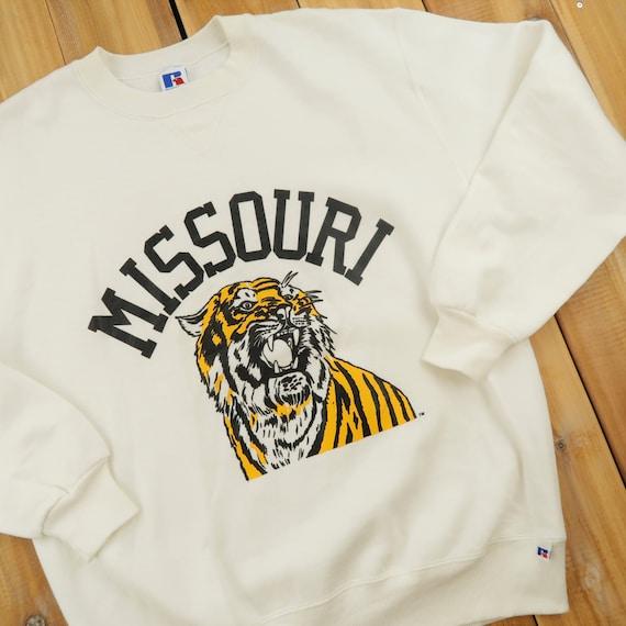 Missouri Tigers NCAA Russell Athletic Sweatshirt S