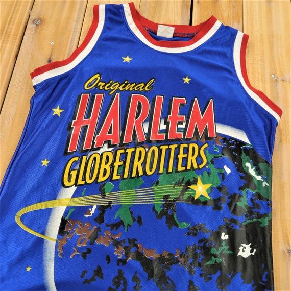 Original Harlem Globetrotters Vintage Basketball J