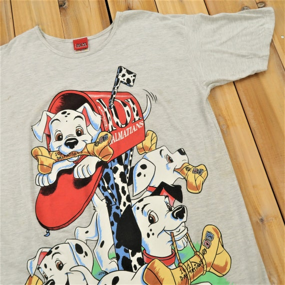 Disney 101 Dalmatians Oversized Lounge Shirt One S