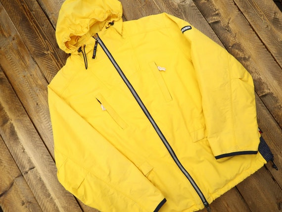 90s Tommy Hilfiger Windbreaker Jacket Size Large D