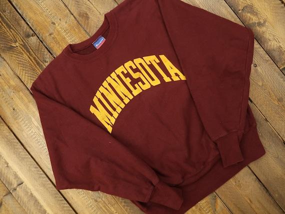 Champion Vintage Minnesota Reverse Weave Sweatshir