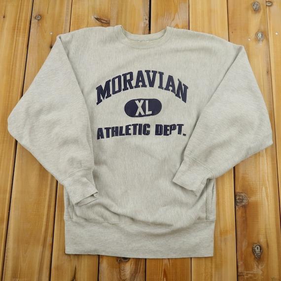 Moravian Athletic Dept Champion Vintage Reverse W… - image 2