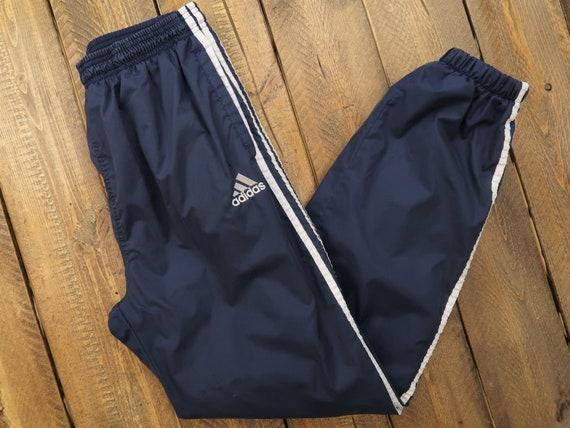 Adidas Windbreaker Track Pants Size Medium D9