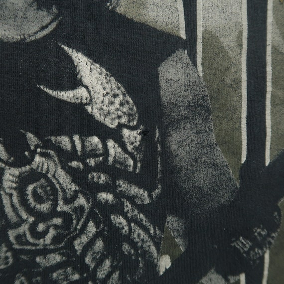WCW Sting 1998 Rare Wrestling T shirt Size XL B1 - image 5