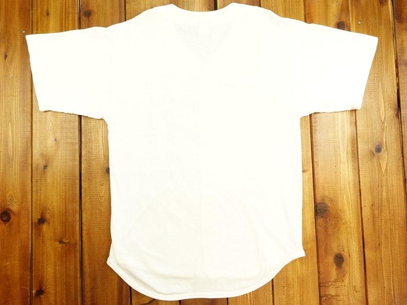 Eureka Springs Ark Vintage Jersey Style Shirt Size Large D12