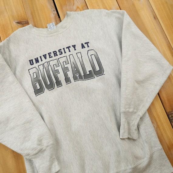 University At Buffalo Champion Reverse Weave Vinta