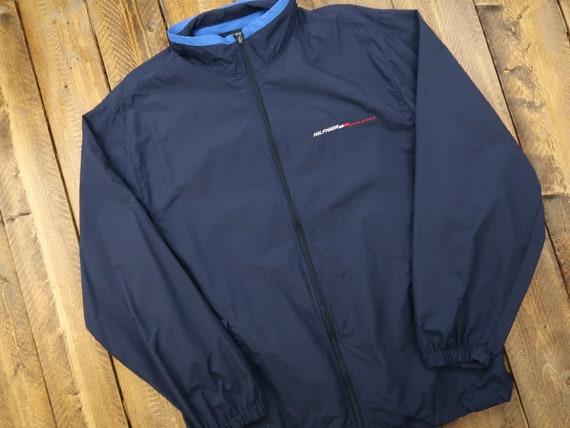90s Tommy Hilfiger Athletics Windbreaker Size XL