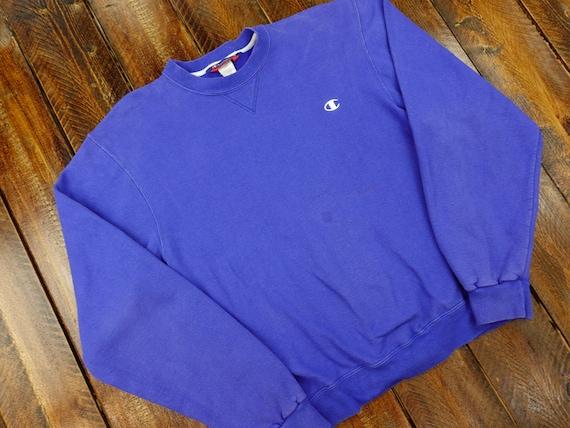 Vintage Champion Crewneck Sweater Size Medium