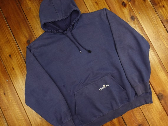 Carhartt Vintage Oversized Hoodie Sweater Size 2XL