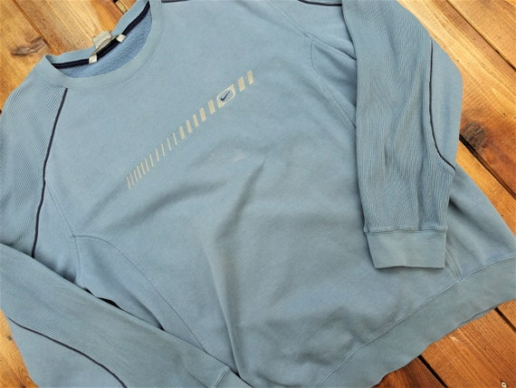 Vintage Nike Swoosh Crewneck Size XL D11