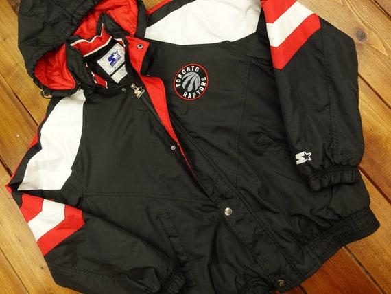 Toronto Raptors NBA Vintage Starter Jacket Size Me