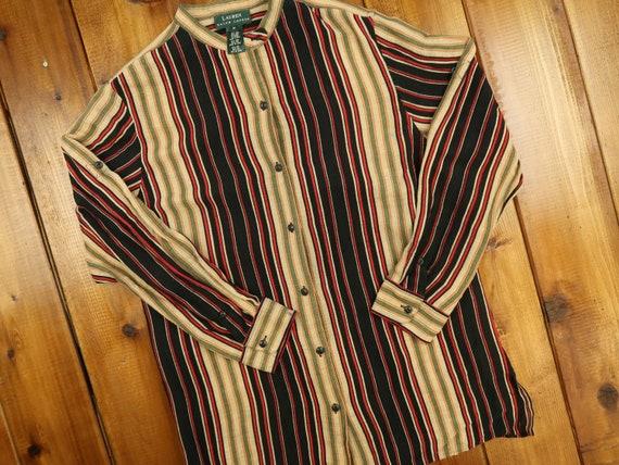 Vintage Lauren Ralph Lauren Silk Linen Blouses Siz