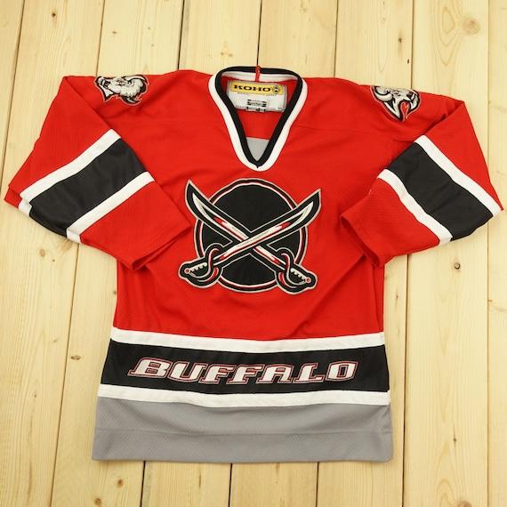 Vintage KOHO Buffalo Sabres NHL Alternate Jersey S