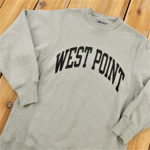 Champion Reverse Weave West Point Sweater Size Sma
