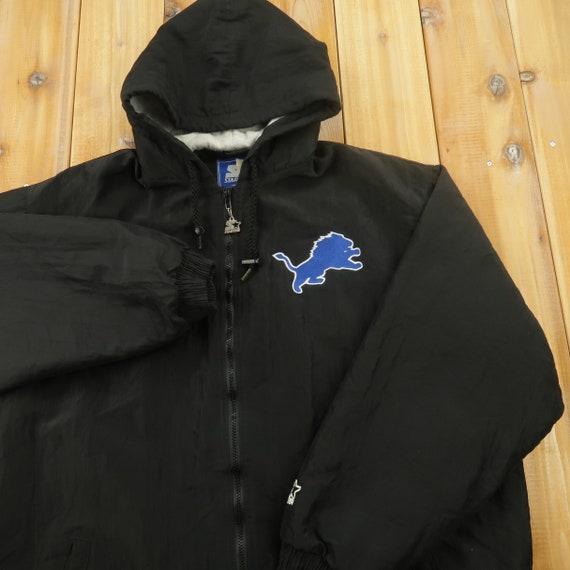 Detroit Lions NFL Vintage Starter Jacket Size XL A