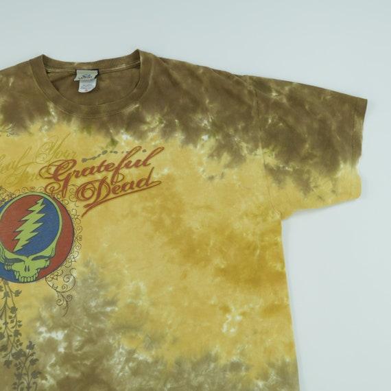 Vintage Grateful Dead Band T Shirt Size