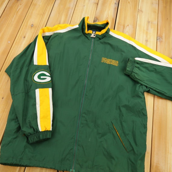 Greenbay Packers NFL Vintage Starter Jacket Size X