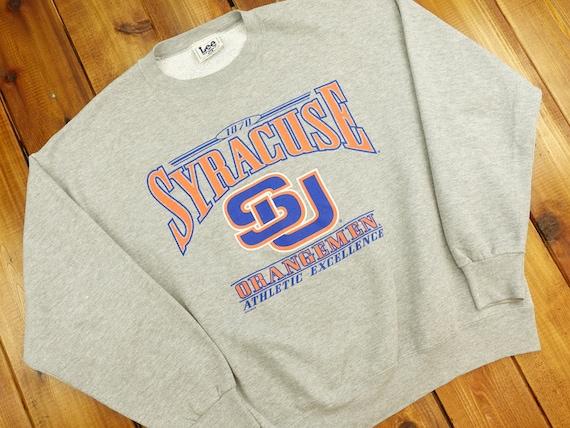 90s Syracuse Orangemen Lee Sport Crewneck Size XL