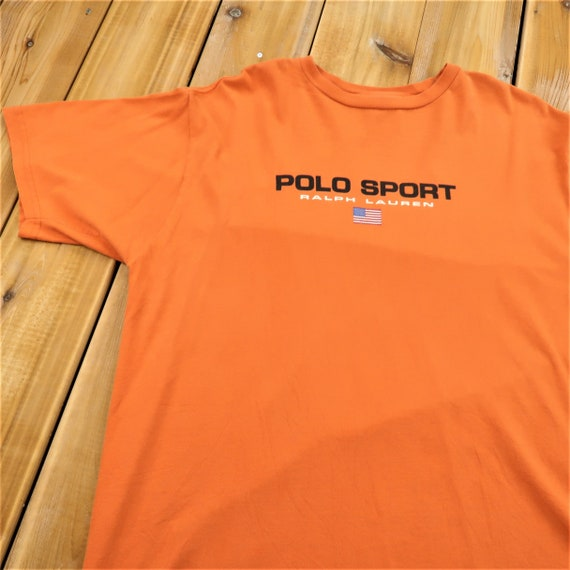 90s Polo Sport T Shirt Size Large