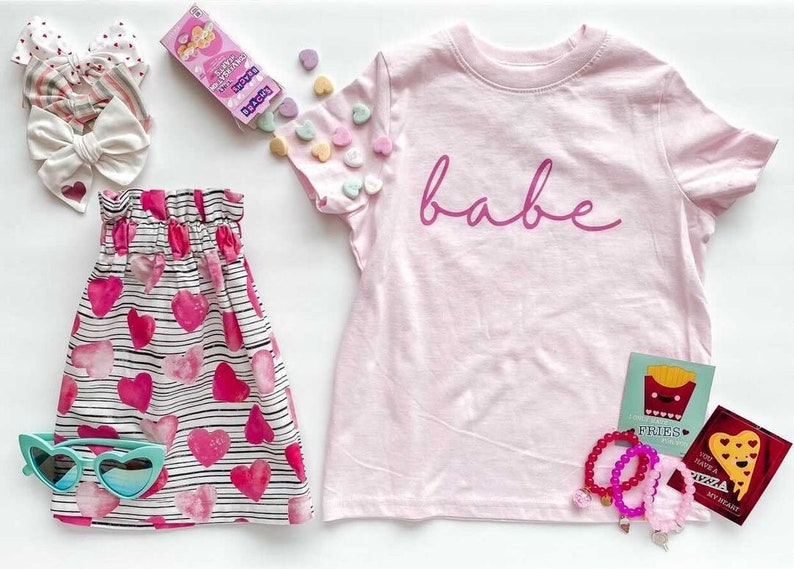 Magical Kids Club Valentine\u2019s Day Collection Sweet Treats babe