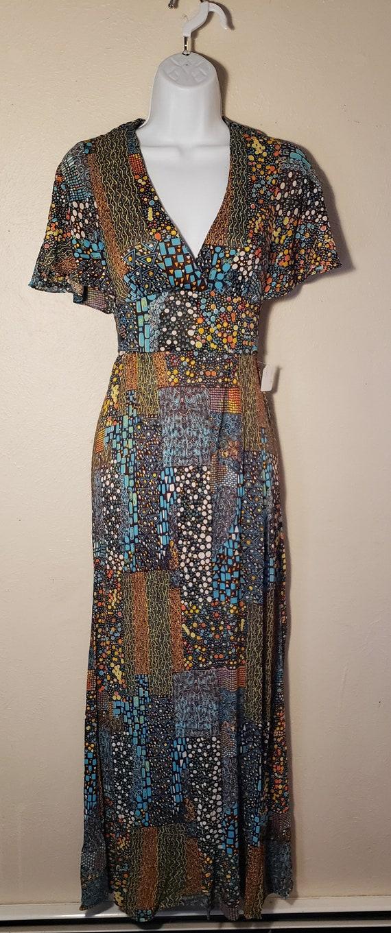 70's Young Innocent Maxi Dress