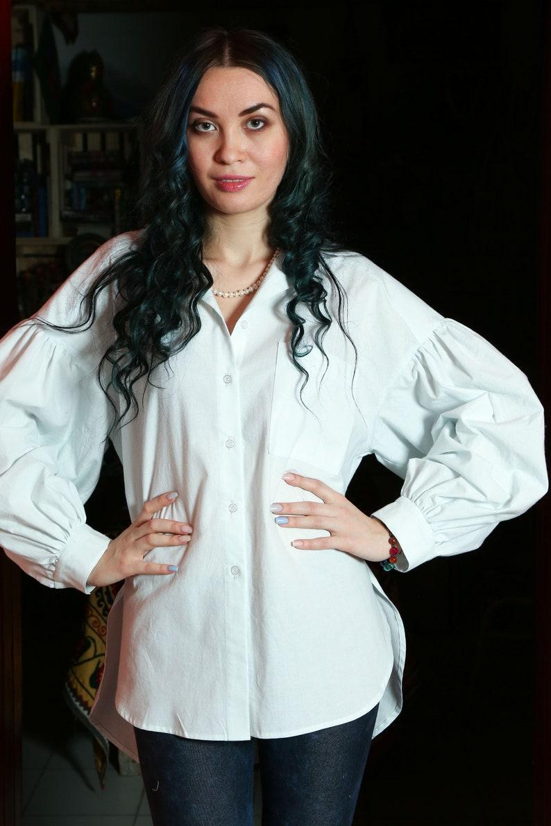 cotton blouse Elegant woman blouse base white shirt spring shirt natural cotton shirt comfortable woman shirt trendy costume shirt