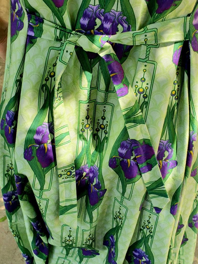 womandress cotton dress uzbek dress disaighn dress hand crafted patern of floral summer dress Floral dress