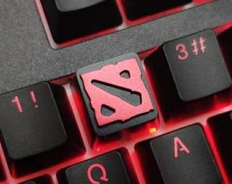 Dota2 Shadow Blade inspired keycap for mechanical keyboard