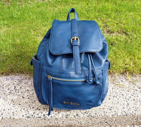 Vintage Betty Barclay Bag, Betty Barclay Backpack