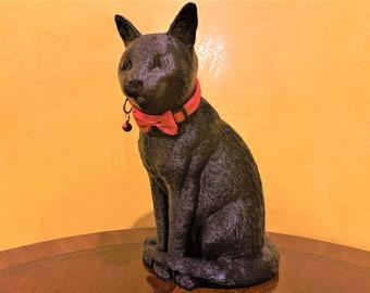 Penny - Black Cat Piggy Bank