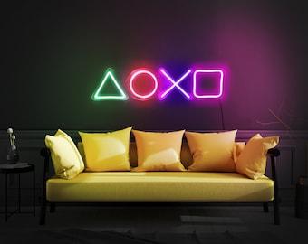 Neon Sign Wall Art Etsy
