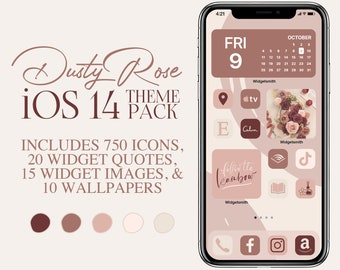 Rose Gold Iphone Etsy