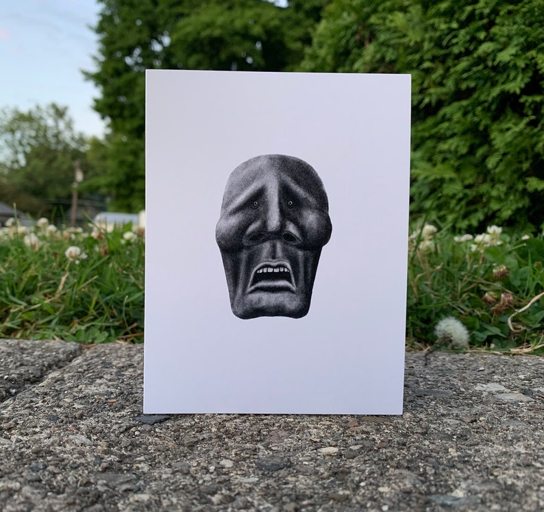 Strange Face Collection