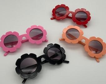 Childrens Sunglasses Designer Large Retro Kids Girls Toddler D0L0