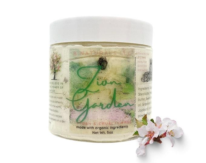 Zion Garden Body Butter