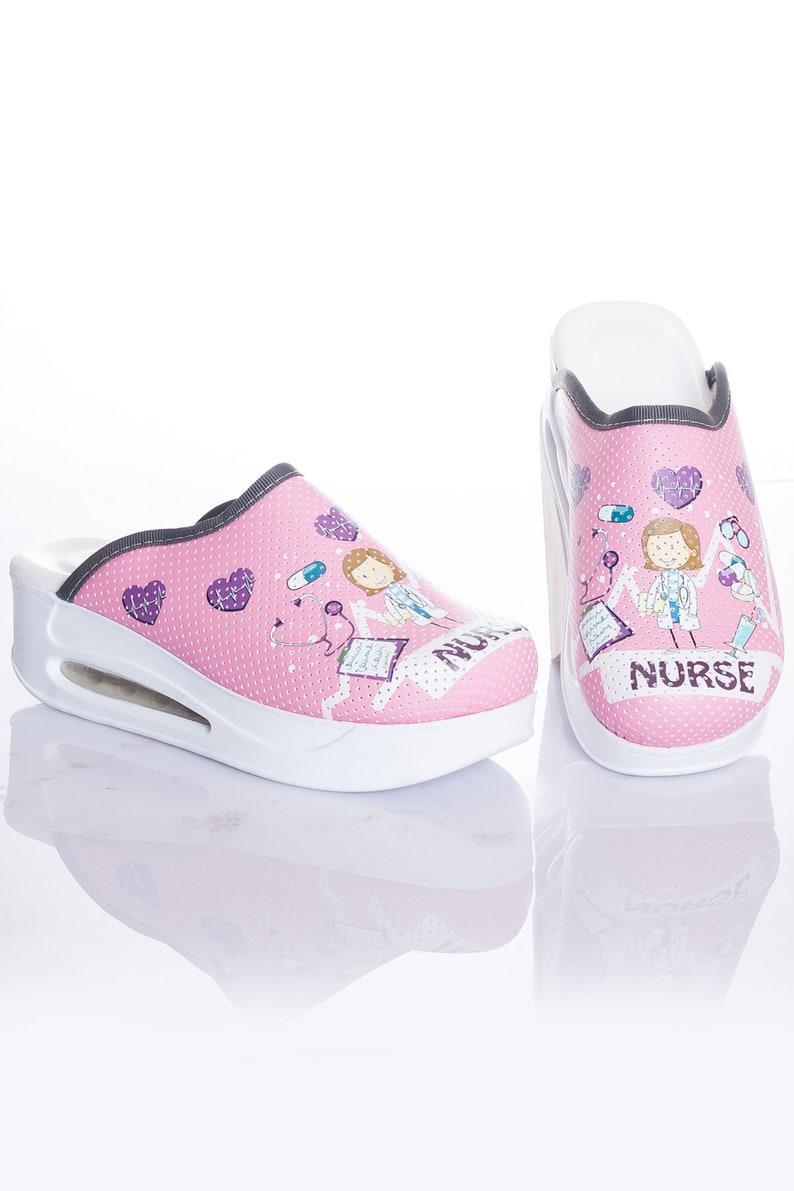 Clog Woman Nursing Nurse Clogs Nursing Shoe Nursing Shoe For Woman Nursing Clog Comfy Clog