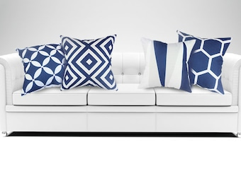 Throw Pillow Covers For Couch Sofa Bed