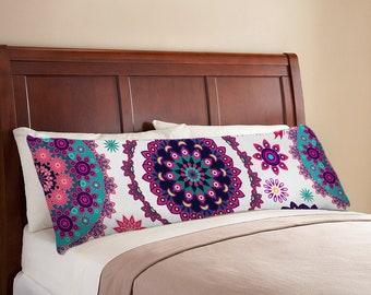 Body Pillow Case Long Custom Material