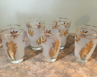 11 Available Sold Separately Libbey Clear Glass Bangle Tumblers