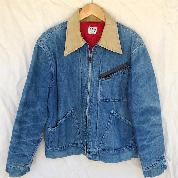 70s Lee Denim Jacket