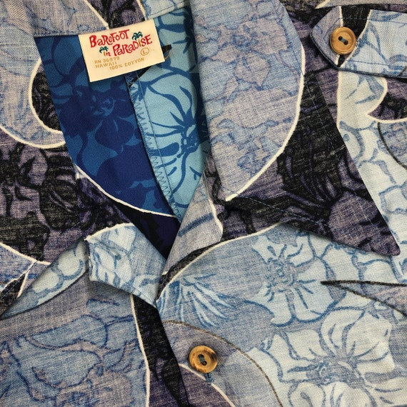 70s Hawaiian Leisure Shirt Jac