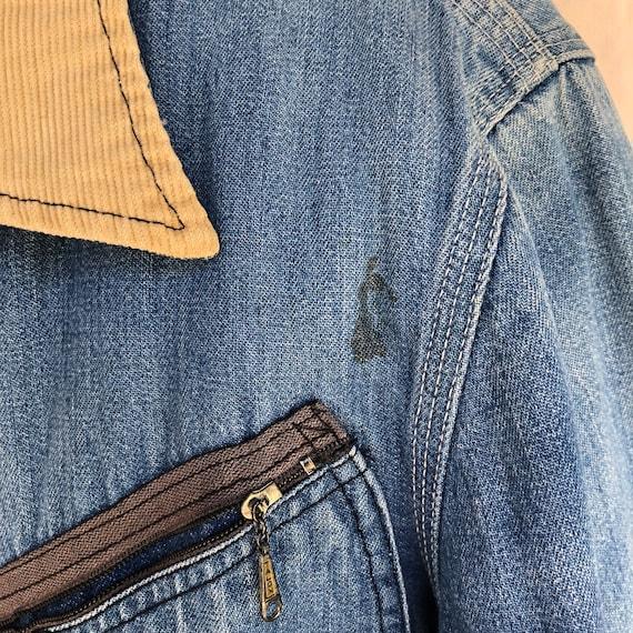 70s Lee Denim Jacket - image 3