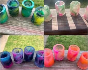 Customizable Shot Glass Set