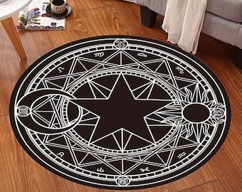 Zodiac Rug Etsy