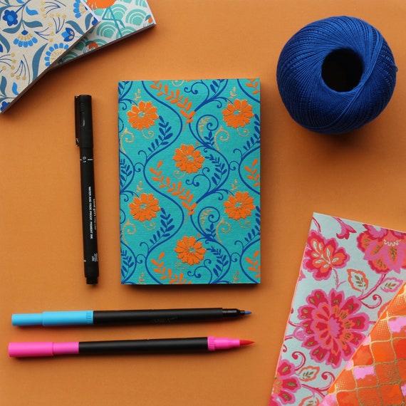 Handmade Pocket Notebooks | A6 Mini Notebook | Gift Idea