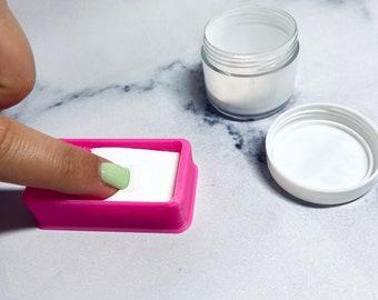 French Nail Dip Powder Tray | French Dip Nail | French Tips | Dip Nails | Dip Nail Powder | Dip Nail Accessories