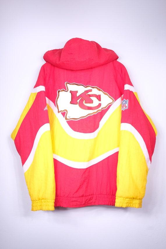 Vintage 90er Apex One Football Kansas City Chiefs