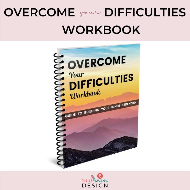 Overcome Difficulties Workbook image 0